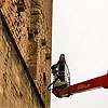 Conservation of south side masonry, St Mary the Virgin, Tewkesbury