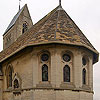 Roof repairs, All Saints, Selsley, Gloucestershire