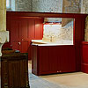 New wc and kitchen, All Saints, Crudwell, Wiltshire